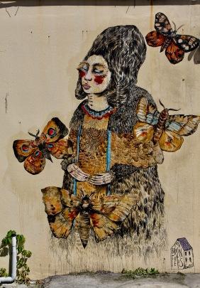 Queenstown - Mural (Tas)