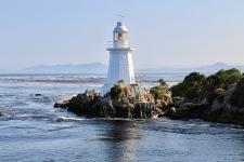 World Heritage Cruise - Passage Through Hells Gates (Tas)