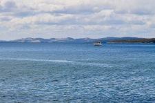 Gordon Foreshore Reserve - Looking Towards Bruny Island (Tas)