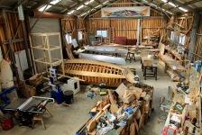Franklin - Wooden Boat Centre (Tas)