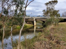 Winchelsea - Old and New Bridges (Vic)